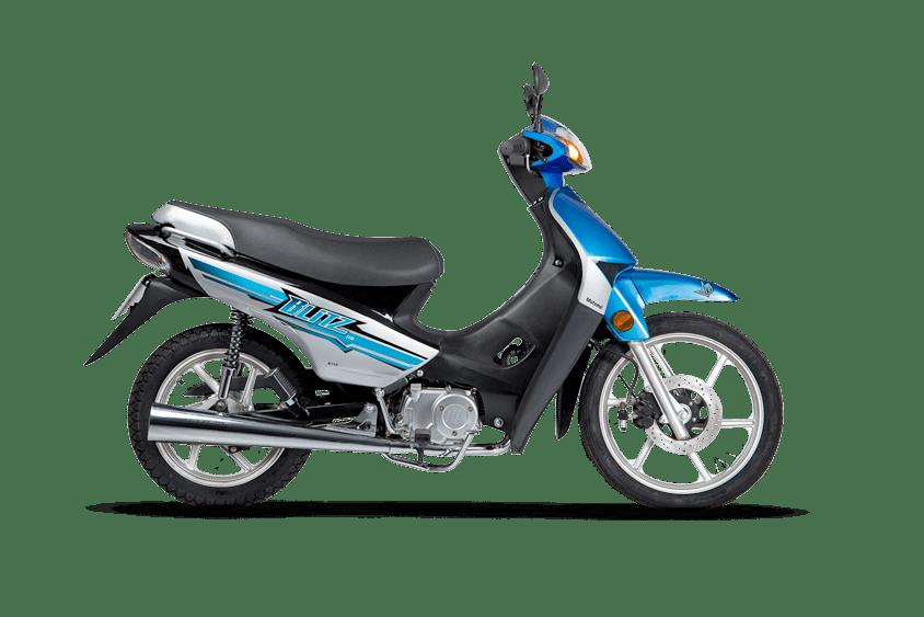 MOTOMEL BLITZ 110 FULL CON ALARMA