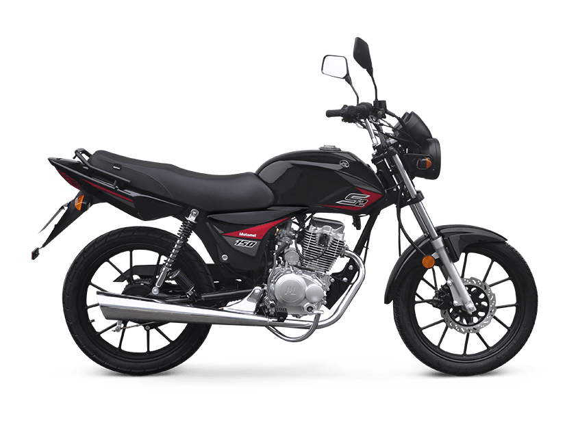 MOTOMEL CG 150 FULL